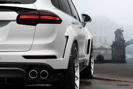 Porsche Cayenne White - 2016 porsche cayenne vantage white by topcar 11
