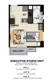floor plan studio type one lakeshore drive own a condo in davao park district the best