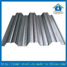Yumi Floor L China Yx76 305 915 Corrugated Steel Metal Floor Decking Sheet