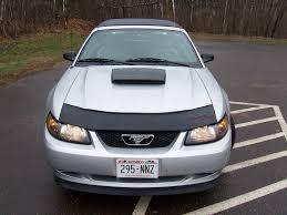 1999 Mustang Black Hood Scoop On 99 Ford Mustang Forum
