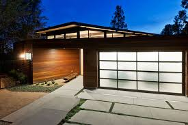 Backyard Garage Ideas 18 Inspirational Examples Of Modern Garage Doors Contemporist