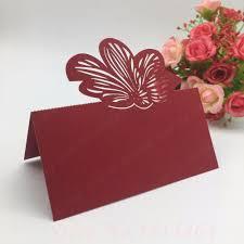 place cards diy 50pcs diy flower table name cards place cards laser cut banquet