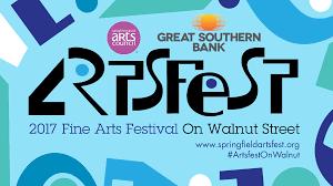 artsfest springfield regional arts council