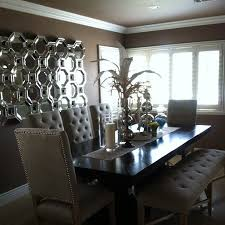 Mirror Dining Room 75 Best Decor ৯ Dining Room Images On Pinterest Home Kitchen