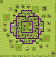 Coc Maps War Map Layouts Clash Of Clans