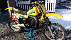 suzuki rm 250 rm 250 x 1981 250 cm 1981 kokkola motorcycle