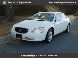2008 used buick lucerne 4dr sedan v6 cxl at honda of fayetteville