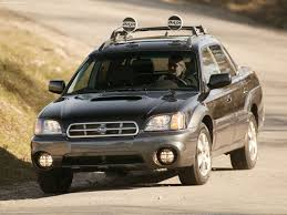 subaru baja off road subaru baja turbo 2005 pictures information u0026 specs