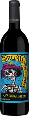 chronic cellars sofa king bueno 2015 chronic sofa king bueno red blend red blend top varietals
