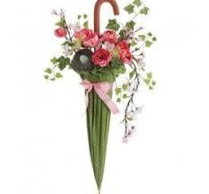 Home Floral Decor Decorative Flower Arrangements Artificial Decor