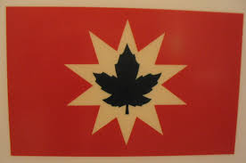 canadian flag design competition 1960s red photo page