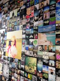 Picture Wall Collage by Color Services Inspires With A Unique Photo Collage Wall Mural
