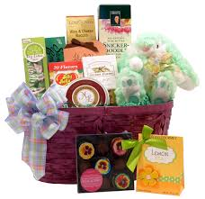 Gourmet Easter Baskets Easter Gift Guide Easter Baskets And Gifts For Spring