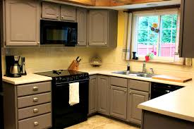 Kitchen Cabinet Hardware Trends Apartments Gray Cabinet Kitchens Knockout Alternatives To White
