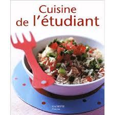 cuisine de l 騁udiant cuisine de l étudiant achat vente livre elisabeth de meurville