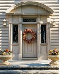 take that fall wreath hooked on houses