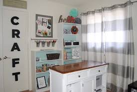 Craft Room Makeovers - junk room to craft room makeover reasons to skip the housework