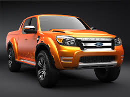 ford ranger max concept unveiled in thailand
