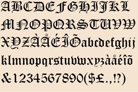 imagenes goticas letras imágenes de letras góticas para tatuajes para descargar imagenes