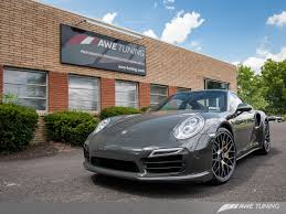 porsche slate gray metallic a special shade of gray meet the new awe tuning porsche 991 turbo s