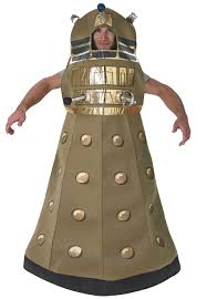 Mens Doctor Halloween Costume Doctor Adults Fancy Dress Halloween Dalek Tardis Kids