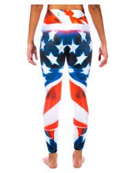 American Flag Workout Shorts American Flag Yoga Pants American Flag Yoga Pant Leggings