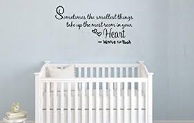 Nursery Sayings Wall Decals Nursery Wall Decor Quote Decal Winnie The Pooh Wall