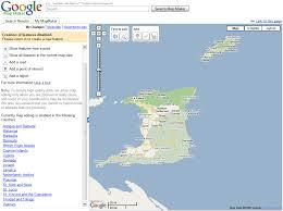 Google Maps Maker Google Maps U2013 Trinidad And Tobago Computer Society