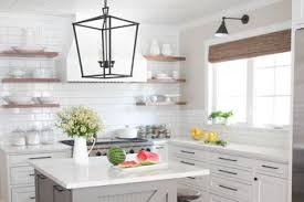 Modern Farmhouse Kitchens Country Or Rustic Kitchen Design Ideas