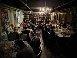 Blind Restaurant Toronto Toronto U0027s Best New Private Wine Clubs