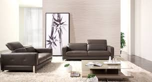 Leather Sofas Perth Great Grey Genuine Leather Sofa Set Arizona Vig Perth