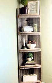 Corner Bookcase Designs Best 25 Diy Corner Shelf Ideas On Pinterest Corner Shelf