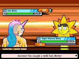 well uhhh that u0027s a lucky way to catch a sun morty imgur