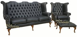 chesterfield sofa bed uk chesterfield 3 seater high back wing chair uk