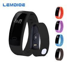 lemdioe qs80 rate monitor smart band blood pressure monitor