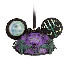 your wdw store disney ear hat ornament attractions the haunted