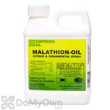 southern ag malathion citrus ornamental insect spray