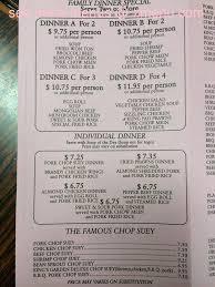 Family Garden Menu - online menu of kings garden restaurant restaurant watsonville