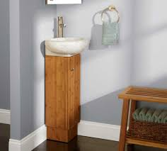 Corner Sink Vanity Corner Bathroom Vanity Design Ideas To Fit The Size And Style Of