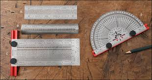 Lee Valley Woodworking Tools Calgary by Incra Rules U0026 Protractor Lee Valley Tools Woodworking Tools