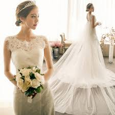 Wedding Dress Elegant Elegant Wedding Dress 2015 With Lace