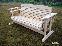 Free Wood Glider Bench Plans by Porch Glider Bench Bench Decoration