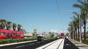 las vegas light rail light rail may finally connect mccarran airport to downtown las