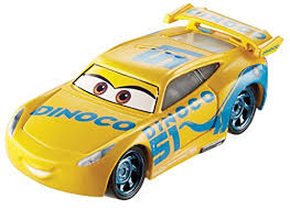 cars characters yellow disney pit crew launcher set cars 3 461023438049 playconsoler