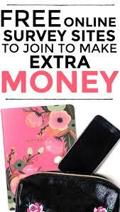 Money Making Online Surveys - 6 best online survey sites for free online surveys