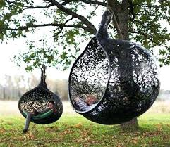 outdoor hanging chairs hanging hammock chair designs stylish and