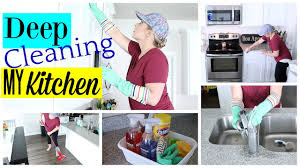 how to deep clean your kitchen hacks u0026 tips fancy that with