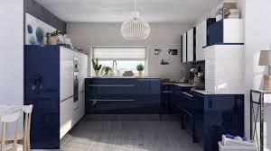 cuisine couleur bleu gris dcoration peinture cuisine couleur couleur pour cuisine tendance
