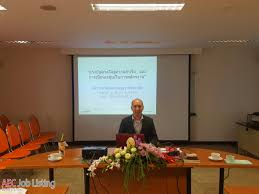 How To Create An Online Resume Aec Job Listing Operated The Seminar At Mahamakut Buddhist