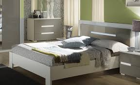 Chambre A Coucher Blanc Design by